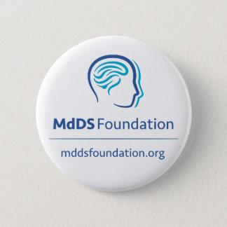Bóton Redondo 5.08cm Consciência de MdDS, botão redondo da polegada de