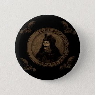 Bóton Redondo 5.08cm Contagem Vlad Dracula