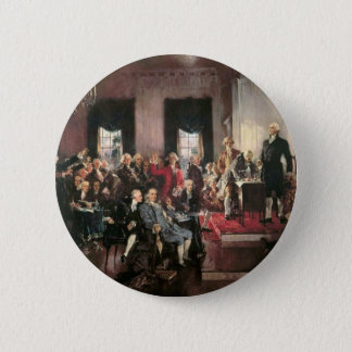 Bóton Redondo 5.08cm Convenção constitucional