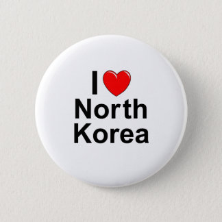 Bóton Redondo 5.08cm Coreia do Norte