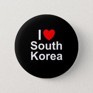 Bóton Redondo 5.08cm Coreia do Sul
