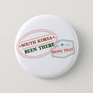 Bóton Redondo 5.08cm Coreia do Sul feito lá isso