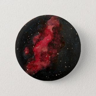 Bóton Redondo 5.08cm Crachá bonito da galáxia