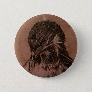 Bóton Redondo 5.08cm Crachá de Eagle