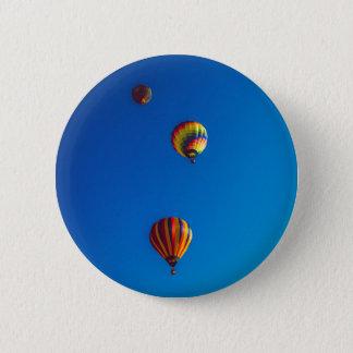 Bóton Redondo 5.08cm Crachá do botão dos balões de ar quente