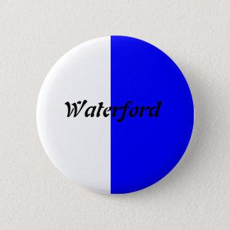 Bóton Redondo 5.08cm Crachá do Co Waterford