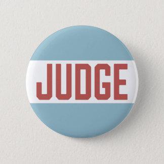 Bóton Redondo 5.08cm Crachá do juiz da competição