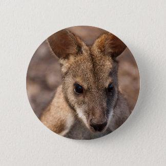 Bóton Redondo 5.08cm Crachá do Wallaby