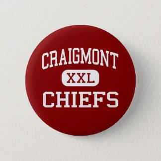 Bóton Redondo 5.08cm Craigmont - chefes - alto - Memphis Tennessee