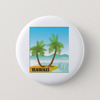 Bóton Redondo 5.08cm Cruzeiro de Havaí