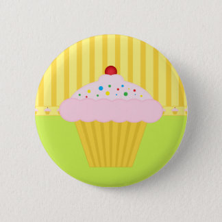 Bóton Redondo 5.08cm Cupcake