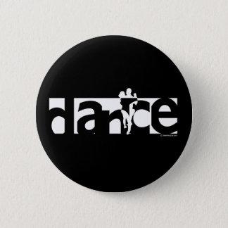 Bóton Redondo 5.08cm Dança