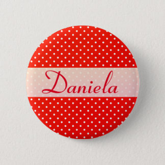 Bóton Redondo 5.08cm Daniela Anstecker