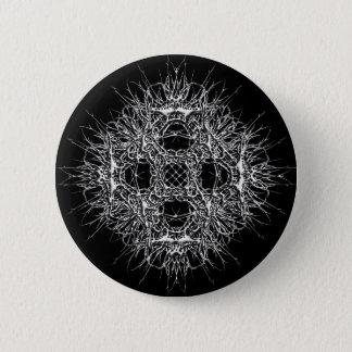 Bóton Redondo 5.08cm dark 666