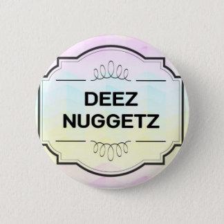Bóton Redondo 5.08cm Deez Buttonz