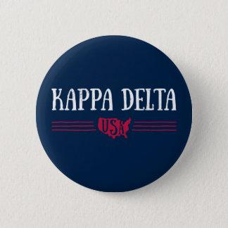 Bóton Redondo 5.08cm Delta EUA do Kappa
