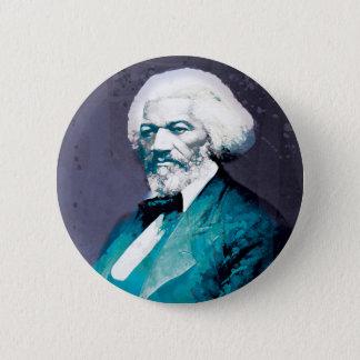 Bóton Redondo 5.08cm Depósito dos gráficos - retrato de Frederick