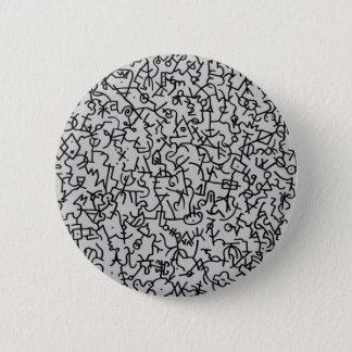 Bóton Redondo 5.08cm Desig. handmade original