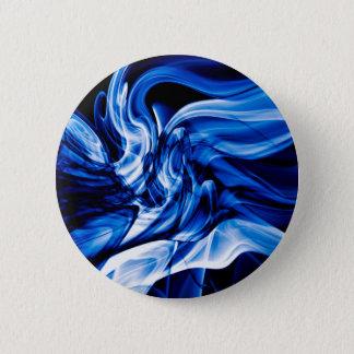 Bóton Redondo 5.08cm Design da arte do fumo do reciclado
