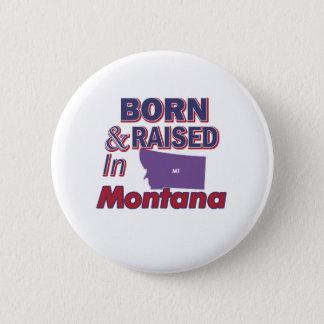 Bóton Redondo 5.08cm Design de Montana