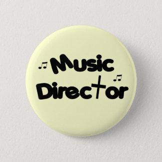 Bóton Redondo 5.08cm Director musical