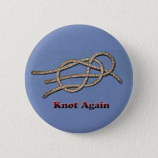 Bóton Redondo 5.08cm Do nó botão redondo outra vez -