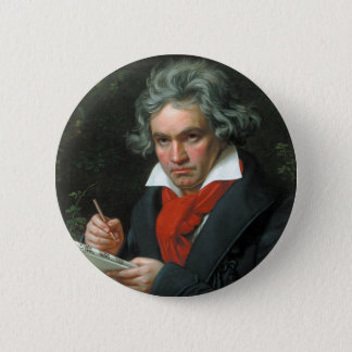 Bóton Redondo 5.08cm Dom de Beethoven