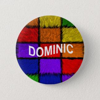 BÓTON REDONDO 5.08CM DOMINIC