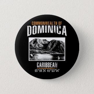 Bóton Redondo 5.08cm Dominica