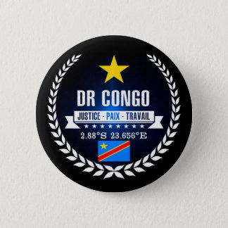 Bóton Redondo 5.08cm Dr. Congo