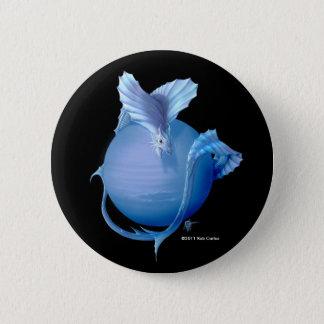 Bóton Redondo 5.08cm Dragão de Netuno