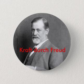 Bóton Redondo 5.08cm Durch Freud de Kraft
