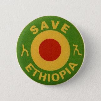 BÓTON REDONDO 5.08CM E.W.F. INC. - ECONOMIAS ETIÓPIA - BOTÕES