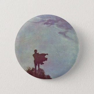 Bóton Redondo 5.08cm Edgar Allan Poe de Dulac