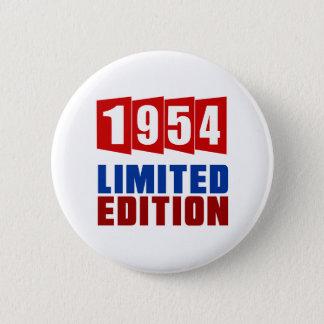 Bóton Redondo 5.08cm Edição 1954 limitada