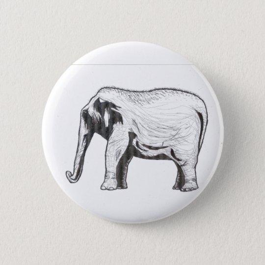 Bóton Redondo 5.08cm Elephant By MODAFODA - FIASCO