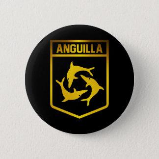Bóton Redondo 5.08cm Emblema de Anguilla