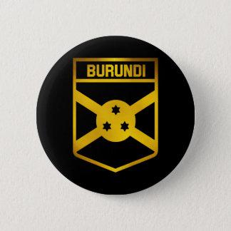 Bóton Redondo 5.08cm Emblema de Burundi