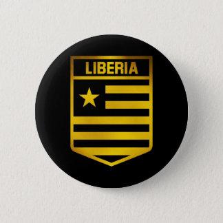 Bóton Redondo 5.08cm Emblema de Liberia