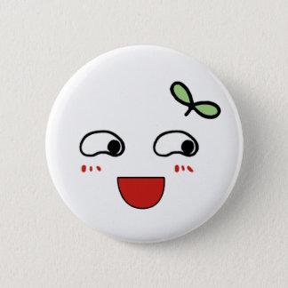 Bóton Redondo 5.08cm Emoji bonito