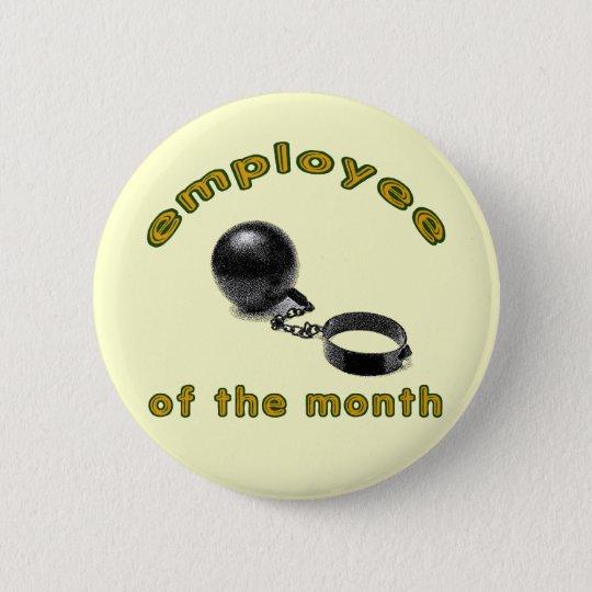 Bóton Redondo 5.08cm employee of the month