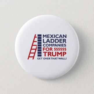Bóton Redondo 5.08cm Empresas mexicanas da escada