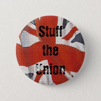 Bóton Redondo 5.08cm Encha o crachá escocês do botão da independência