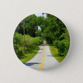 Bóton Redondo 5.08cm Encontre uma estrada traseira 2