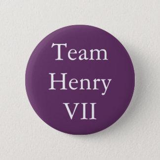Bóton Redondo 5.08cm Equipe Henry VII