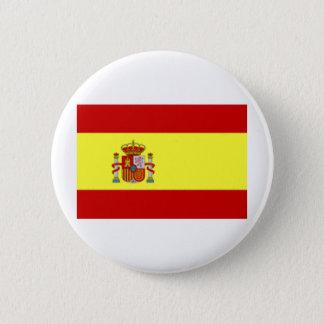 Bóton Redondo 5.08cm Espanha