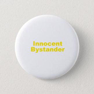 Bóton Redondo 5.08cm Espectador inocente