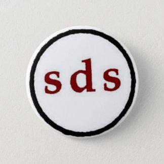 Bóton Redondo 5.08cm estudantes para um botão da sociedade democrática