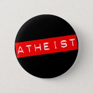 Bóton Redondo 5.08cm Etiqueta ateu de Dymo