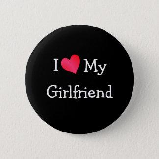 Bóton Redondo 5.08cm Eu amo meu namorada